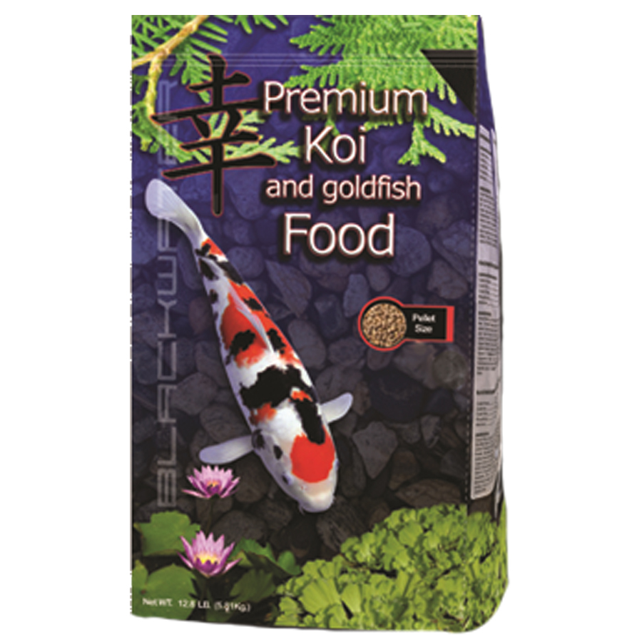 Blackwater max growth koi food max growth for Best koi food