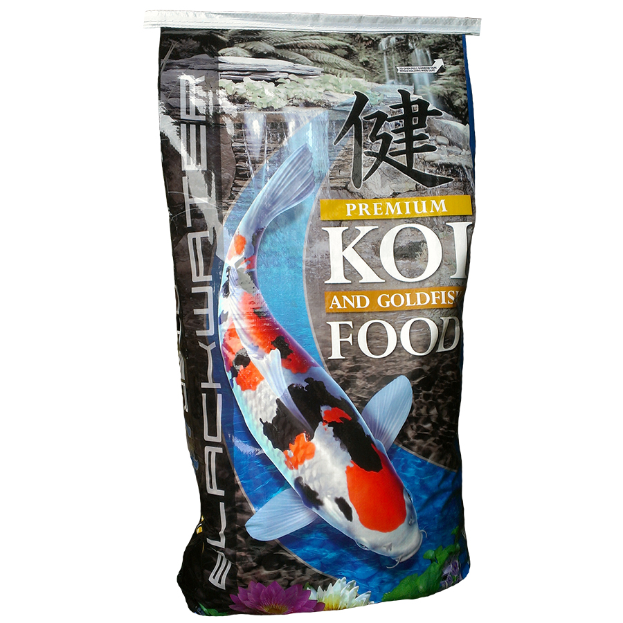 Blackwater gold n professional diet 40lb blackwater gold for Koi wholesale