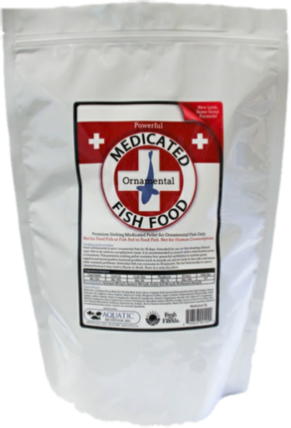 Blackwater Creek Medicated Koi and Goldfish Food